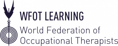 Logo of WFOT   Learning